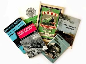 Railway Books - Please Choose From Drop-down Listing.
