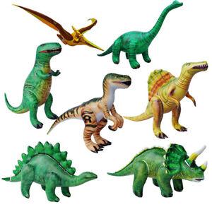 Dinosaur Toy Balloon Set Child Gift Jurassic Theme Party Birthday Decoration HOT