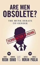 NEW Are Men Obsolete?: The Munk Debate on Gender by Hanna Rosin