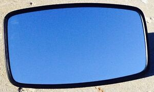 "Universal Farm Tractor Mirror, Super Size 9"" x 16"", great for New Holland units"