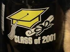 Class of 2001 celebration coke bottle