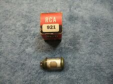 VINTAGE UNTESTED RCA ARGON GAS FILLED CARTRIDGE PHOTO TUBE SOUND REPRODUCTION