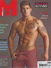 M Mensuel Magazine #41 gay men swimsuits QUINN BIDDLE