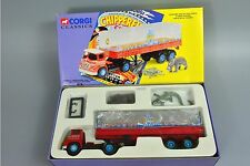 R&L Diecast: Corgi Mary Chipperfield's Circus 14201 Foden S21 Truck & Animals