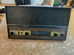 (Refurbished) Nutone IM-203 Radio Intercom Master Station - Woodgrain