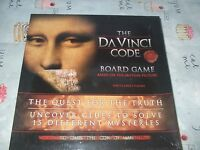 the da vinci code board game,new/sealed,free postage uk