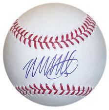 MATT DAVIDSON SIGNED OML BASEBALL w/ MLB HOLOGRAM CHICAGO WHITE SOX DIAMONDBACKS