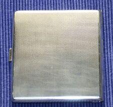 Edles Zigarettenetui Zigarettenspender Zigarette Etui Box 835 Massiv Silber