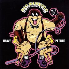 BAD MANNERS - HEAVY PETTING  CD NEW+