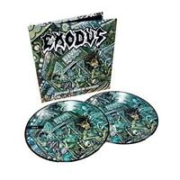 Exodus - Another Lesson In Violence (Coloured Vinyl) (NEW 2 VINYL LP)