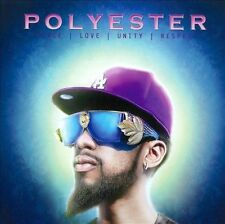 Peace Love Unity Respct by Polyester, by Polyester