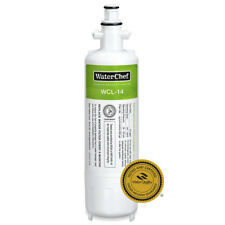 WaterChef WCL-14 Premium Refrigerator Water Filter Replacement for LG LT700P