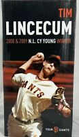 New Tim Lincecum San Francisco SF Giants SGA Stadium Giveaway Bobblehead 2010