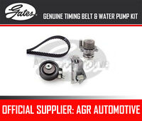 GATES TIMING BELT AND WATER PUMP KIT FOR VW GOLF IV 1.8 T 150 BHP 1997-05 OPT2