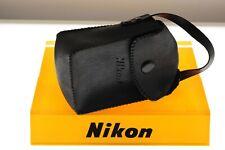 Nikon SS-3 soft case for Nikon SB-4 Speedlight flashgun. EXC++ condition.