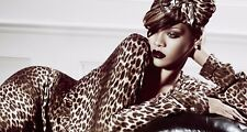 Rihanna Poster Length : 1200 mm Height: 640 mm  SKU: 450