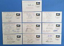 Bob HAWKE, Bill Hayden, Paul Keating + 27 Signed Full Set 1987 Labor Cabinet