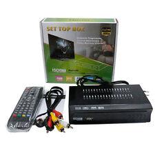 Home ISDB-T DVB Digital Video TV Tuner Receiver Set Top Box Fr Brazil Chile Peru