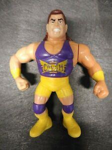 WWF Hasbro Crush Series 7 Figure 1993