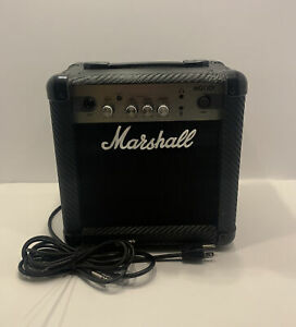 Marshall Guitar Amplifier MG10CF Comes With Extra Dongle! Very Clean!