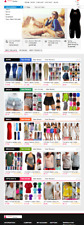 Ready Made Dropshipping Website Free Hosting Amp Set Up Woman Clothes