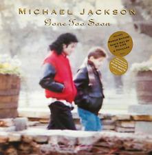 """Michael Jackson-ido demasiado pronto (12"""") (EX +/EX) (1)"""