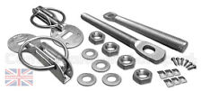 Bonnet Pins Aluminium Full kit Kitcars/Rally/Drifting/Wrc. COMPBRAKE CMB1523