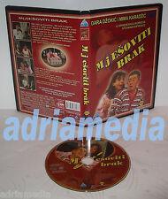 MJESOVITI  MESOVITI BRAK DVD Best film Komedija 2001 Milan Karadzic Mima Dara