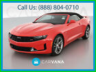 2020 Chevrolet Camaro LT Convertible 2D Infotainment System Cruise Control Dual Power Seats Leather Navigation System