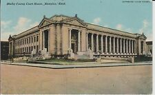Early 1900's The Shelby County Court House in Memphis, TN Tennessee PC