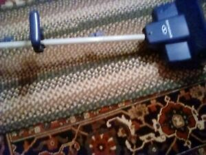 """Snow Joe 24v Cordless Rechargeable 11"""" Snow Thrower & Cover New Blue"""