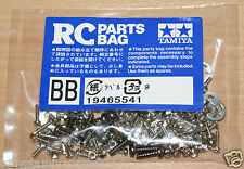 Tamiya 56307 Mercedes-Benz 1850L, 9465541/19465541 Screw Bag BB, NIP