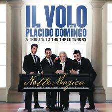 Il Volo - Notte Magica - A Tribute to the Three Tenors [New CD]
