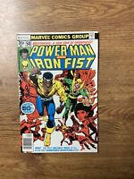 Power Man #50 (Apr 1978, Marvel)  - 1ST TEAM-UP of POWER MAN AND LUKE CAGE