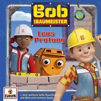 BOB DER BAUMEISTER - 017/LEOS PRÜFUNG   CD NEW