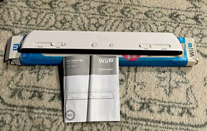 Power A Ultra Sensor Bar for Nintendo Wii U White Wired or Wireless