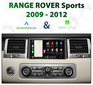 Range Rover Sports L322 2009-12 Apple CarPlay & Android Auto Integration