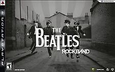 The Beatles Rock Band Limited Edition PlayStation 3 New Never Opened PS3 MINT