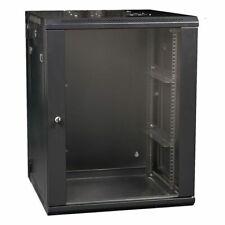15 HE Serverschrank 19 Zoll Netzwerkschrank Wandmontage