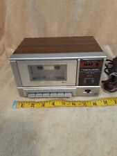 New ListingRealistic Stereo Cassette Tape Deck Sct-34 (Tested and working) Free Shipping