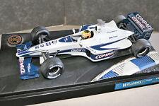 1:18 Formel 1 Ralf Schumacher BMW Williams F1 Team FW22 Hot Wheels Schikane Curb