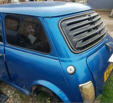 Classic Mini Rear Window Louvre Black Not Autoplas Free Deliver