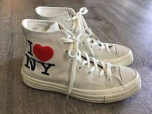 Converse Chuck Taylor All Star 70 I Love NY - M 6 WMN 8 - 161186C New York