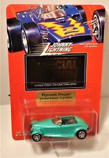 Johnny Lightning JL Direct Plymouth Prowler LE Mail in Exclusive Green 5,000