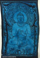 Buddhist Lord Small Tapestry Poster Wall Hanging Dorm Decor Hippie Throw Wall Ar
