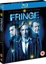 Fringe  Season 4 (Bluray  UV Copy) [2012] [Region Free] [DVD]