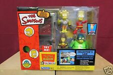 The Simpsons Tree House Of Horror Collectors Lair Playmates 2002