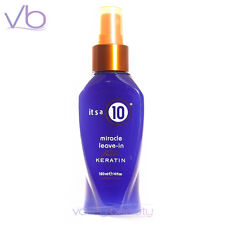 IT'S A 10 Miracle Leave In Plus Keratin 120ml All In One Treatment, its a 10