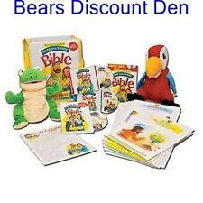 Read and Share Bible - Preschool Curriculum - Unit Two - BRAND NEW with Tote Bag