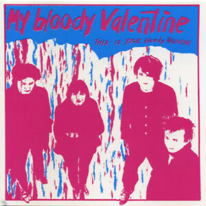 My Bloody Valentine ‎– This Is Your Bloody Valentine GERMAN CD MINT